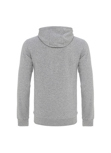 Jack Wolfskin Jack Wolfskin 5024521-6110 Erkek Sweatshirt Gri